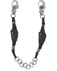 KD2024 - Painted Chain Eclipse Bracelet - Lyst