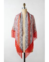 Missoni Sunset Triangle Scarf - Lyst