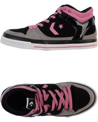 Converse Hightops  Trainers - Lyst