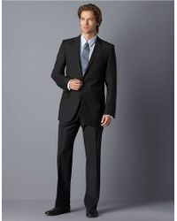 Boss Black Black Solid Extra Slim Fit - Lyst