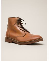 H By Hudson Brown Mcallister Boots - Lyst