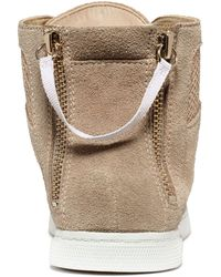 Enzo Angiolini - Sovann Hightop Sneakers - Lyst