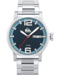 Quiksilver - 'the Sentinel' Bracelet Watch - Lyst