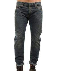 Balmain Jeans Azzurro - Lyst