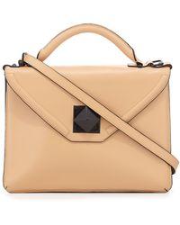 L.a.m.b. Elin Leather Envelope Shoulder Bag - Lyst