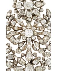 Simon Teakle - 18th Century Diamond Girandole Convertible Earrings - Lyst