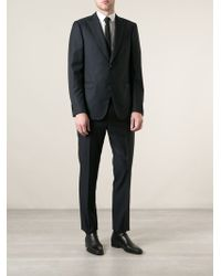 Z Zegna Two Piece Suit - Lyst