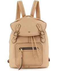 orYANY - Jaylin Leather Backpack - Lyst