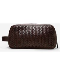 Cole Haan | brown Chamberlain Toiletry Kit | Lyst