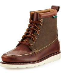 Eastland 1955 Edition - Sherman 1955 Leather Lace-up Boot - Lyst