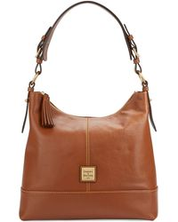 Dooney & Bourke Seville Sophie Hobo Bag - Lyst