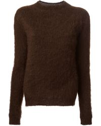 Forte Forte Fur Effect Sweater - Lyst