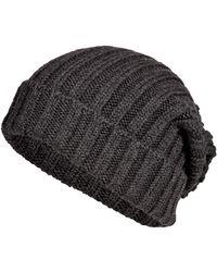 Neil Barrett Wool Blend Hat - Lyst