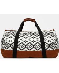 Mi-Pac - Native Barrel Bag - Lyst