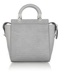 Givenchy Small House De Bag in Lizardeffect Leather - Lyst