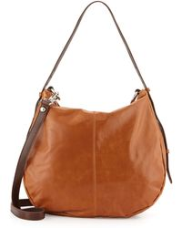 Hobo Kinley Leather Crossbody Bag - Lyst