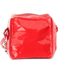 Pleats Please Issey Miyake - Nougat Shoulder Bag - Lyst