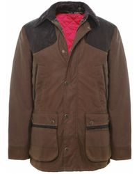 Barbour Covert Jacket - Lyst
