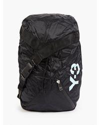 Y-3 Men'S Black Fs Pack Backpack black - Lyst