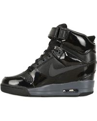 Nike | Air Revolution Sky High Top Trainers | Lyst