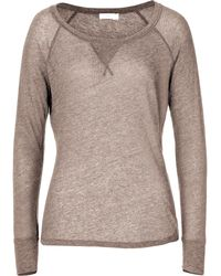 Closed Cotton Cashmere Henley - Lyst