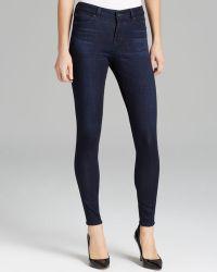 Big Star - Jeans Ava Mid Rise Skinny in Harmony Dark - Lyst