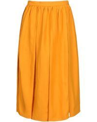 DSquared² 34 Length Skirt - Lyst
