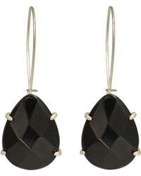 Kendra Scott Allison Crystal Drop Earrings - Lyst