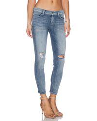 Siwy Anna Skinny Mid-Rise Stretch-Denim Jeans - Lyst