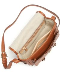Etienne Aigner - Filly Stag Pebble Saddle Bag - Lyst