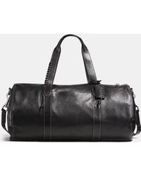 COACH | Rip And Repair Large Gym Bag In Sport Calf Leather | Lyst