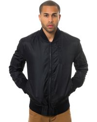 Black Scale The Wright Jacket - Lyst