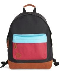ModCloth - All Across Campus Backpack in Colour Block - Lyst