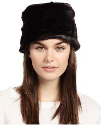 Ivanka Trump - Faux-fur Hat - Lyst