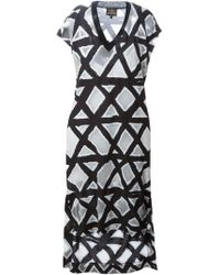 Vivienne Westwood Anglomania Black 'Hope' Dress - Lyst
