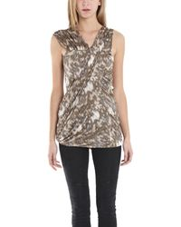 Yigal Azrouel Phantom Top - Lyst