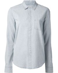 Joe's Jeans - Single Pocket Shirt - Lyst