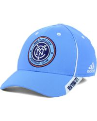 Adidas New York City Fc Mls Mid Fielder Cap - Lyst