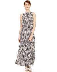 Club Monaco Chelsey Print Maxi Dress - Lyst