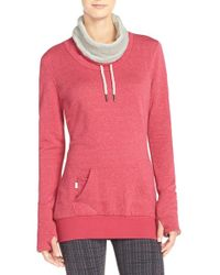 Bench - 'junction' Cowl Neck Pullover - Lyst