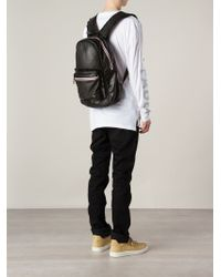 Nicopanda - Ruffled Pocket Backpack - Lyst