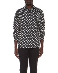 Marc Jacobs Contrast Pocket Cottonblend Button Down - Lyst
