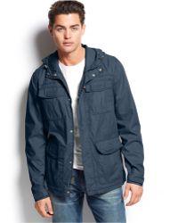 Levi's 4-Pocket Hooded Field Jacket - Lyst