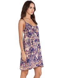 Tysa Multicolor Perfect Dress - Lyst