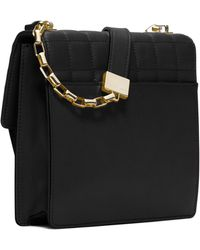 Michael Kors Small Gia Quilted Crossbody - Lyst