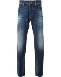 Diesel Belther Slim Jeans - Lyst