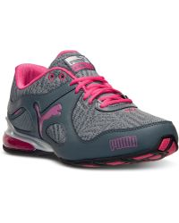 Puma Women'S Cell Riaze Running Sneakers From Finish Line - Lyst