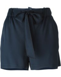 Forte Forte 'Coulisse' Shorts - Lyst