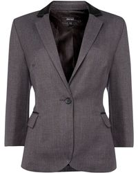 Therapy Tweed Jacket - Lyst