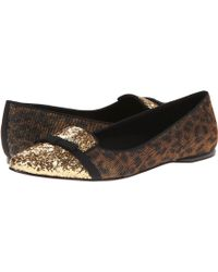 Nine West Brown Saxiphone - Lyst
